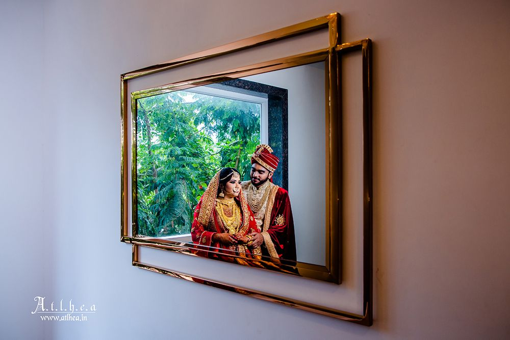 Photo From SANAH & RIYAZ NIKKAH - By Atlhea Wedding Portraits And Films