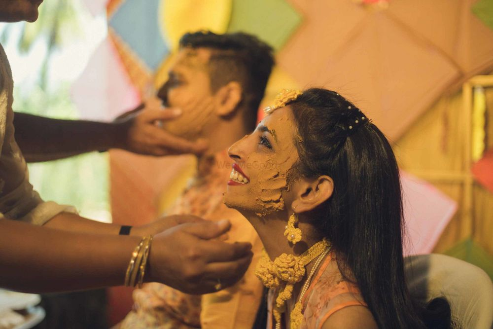 Photo From Haldhi Ceremony - By Prasad Images