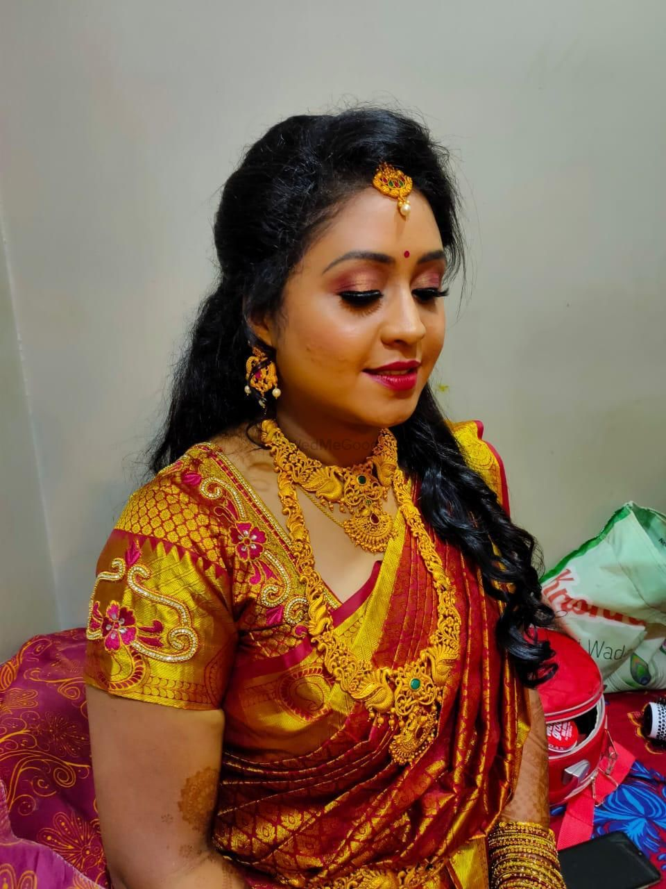 Photo From Tumkur Bride Makeover - By Makeover by Ushasuni