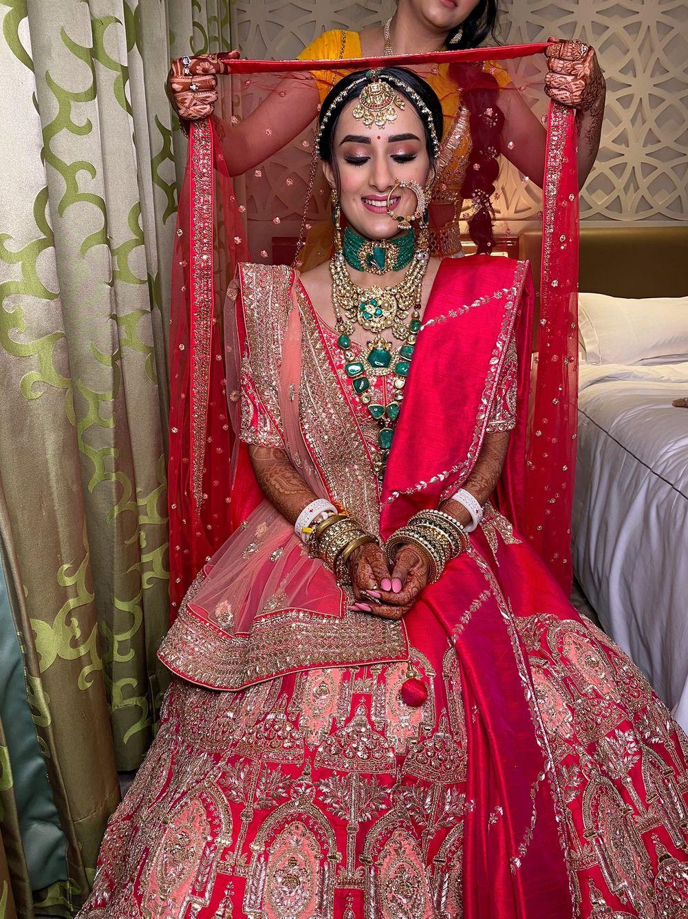 Photo From Arshia Jain  - By Nidhi Tiwari Talwar Makeup Artist