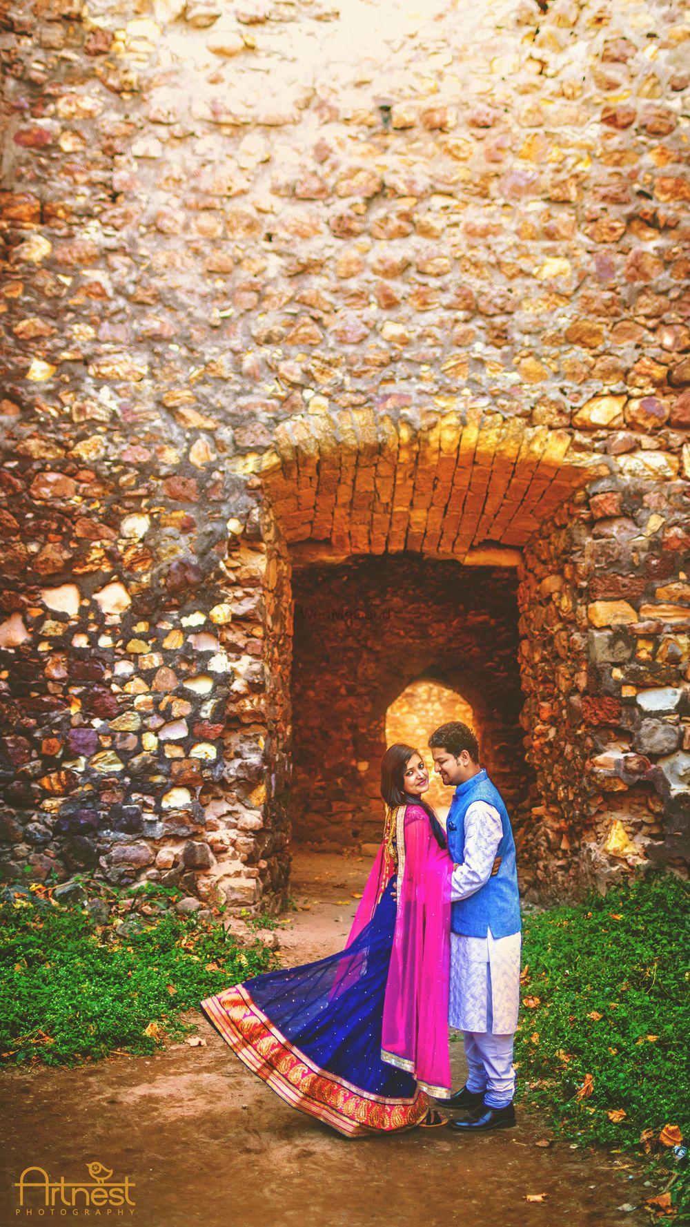 Photo From Prachi and Aditya's Prewedding Shoot! - By Artnest Photography
