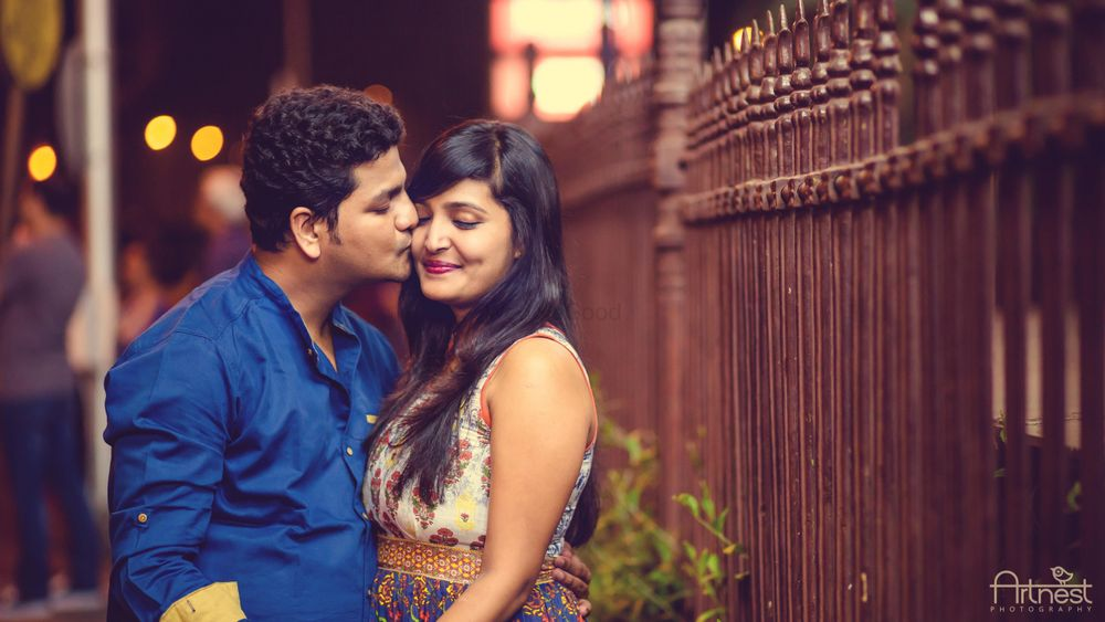 Photo From Prachi and Aditya's Prewedding Shoot! - By Artnest Photography