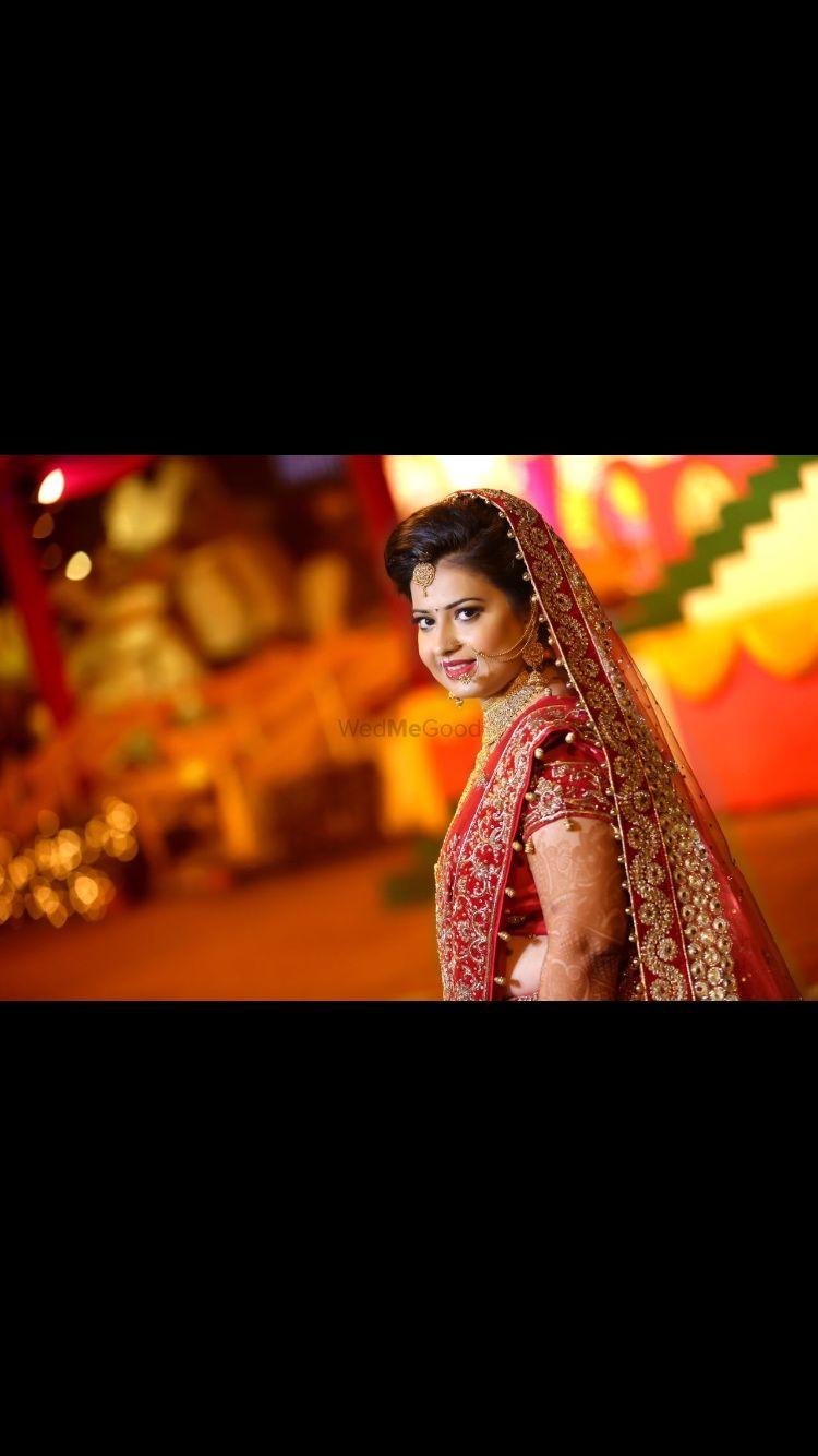 Photo From Priya Wedding - By Divya Jaitly Makeup Artist