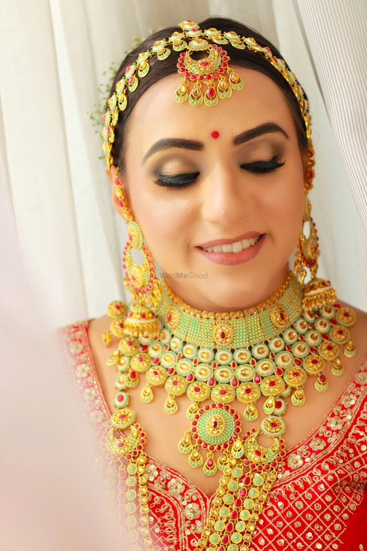 Photo From bridal look - By Kamna Sharma