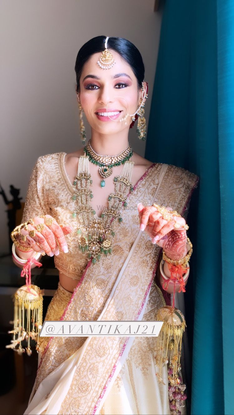 Photo From Bride Avantika - By Makeup By Suhani
