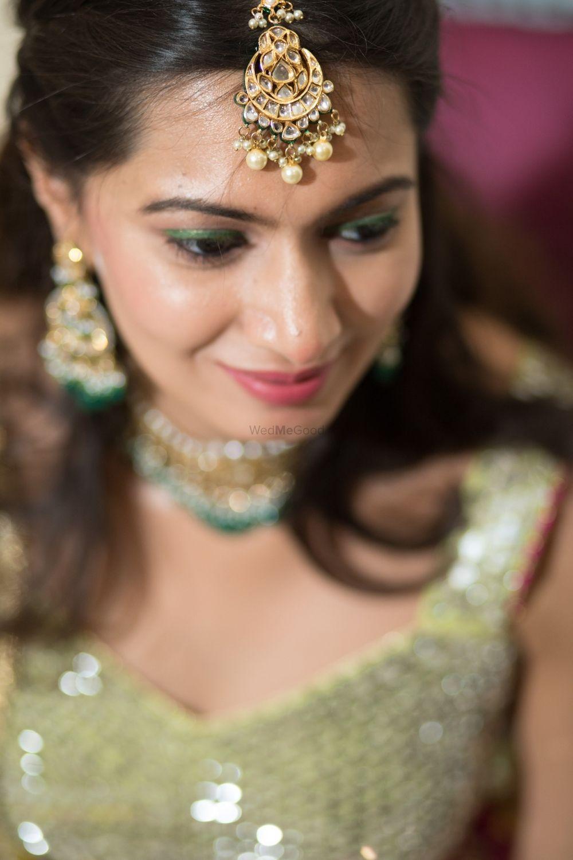 Photo From Ishita (Modern Bride)-  Brides by Neha Chaudhary - By Neha Chaudhary MUA