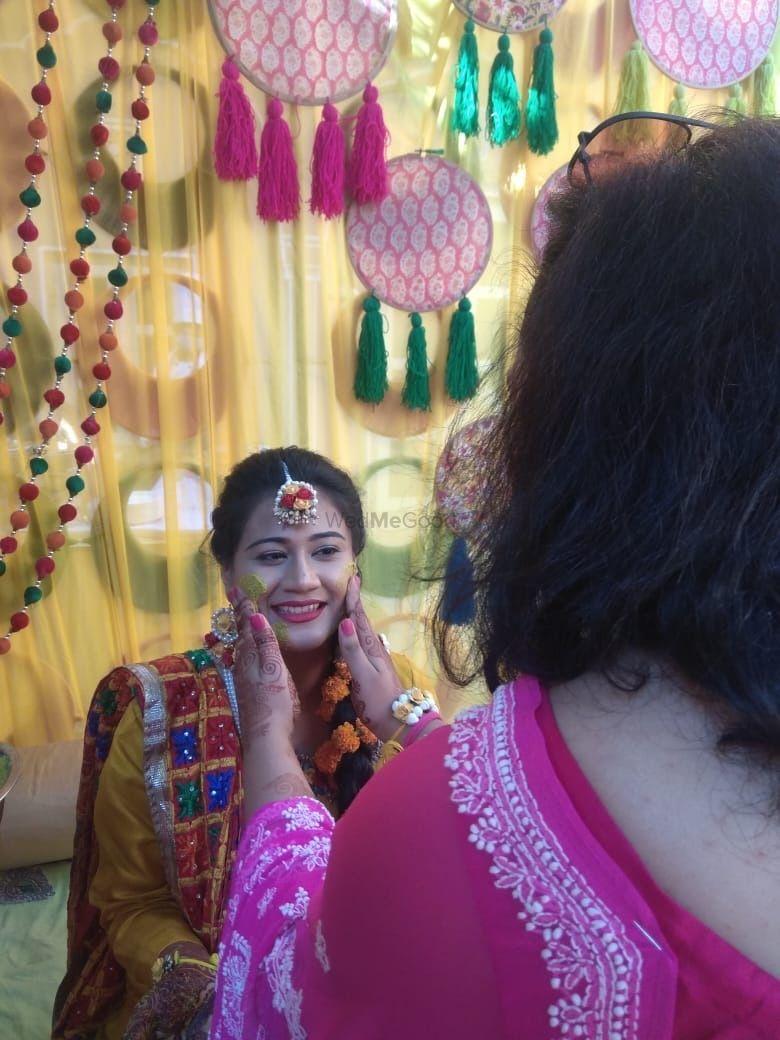 Photo From Pallavi & Avni (Chomu Palace) - By Makeup by Rinki Vijay