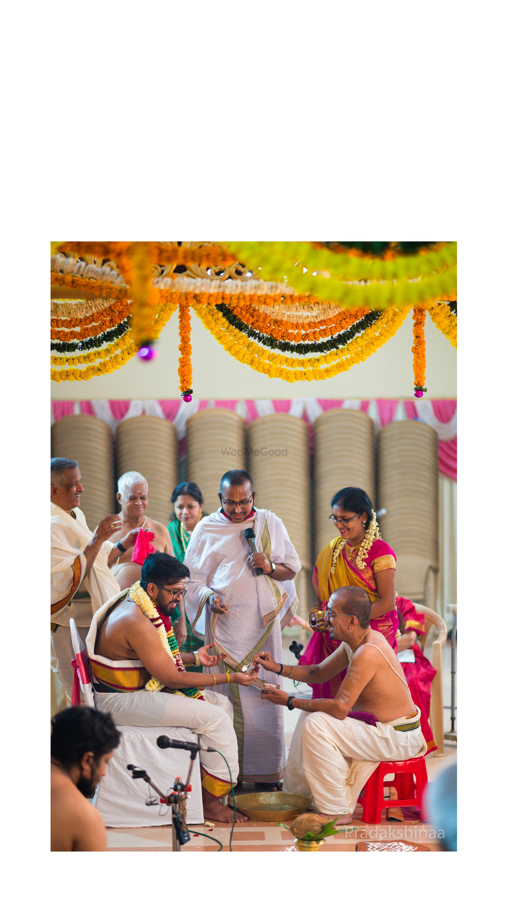 Photo From Tamil Brahmin Wedding | Mumbai | 2020 - By Pradakshinaa
