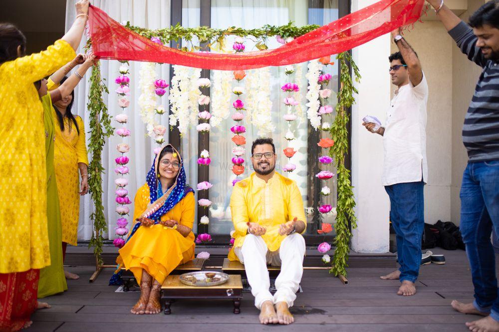Photo From Anand & Arshiya Haldi Ceremony - By TeamPixel8