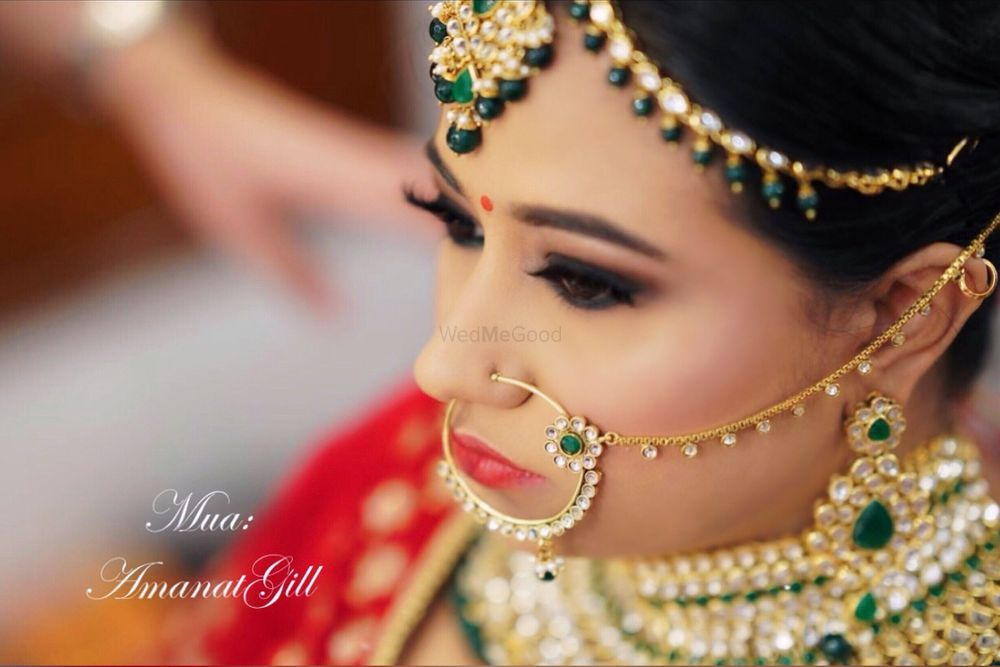 Photo From creating art on faces  - By Amanat Gill Makeup Artist