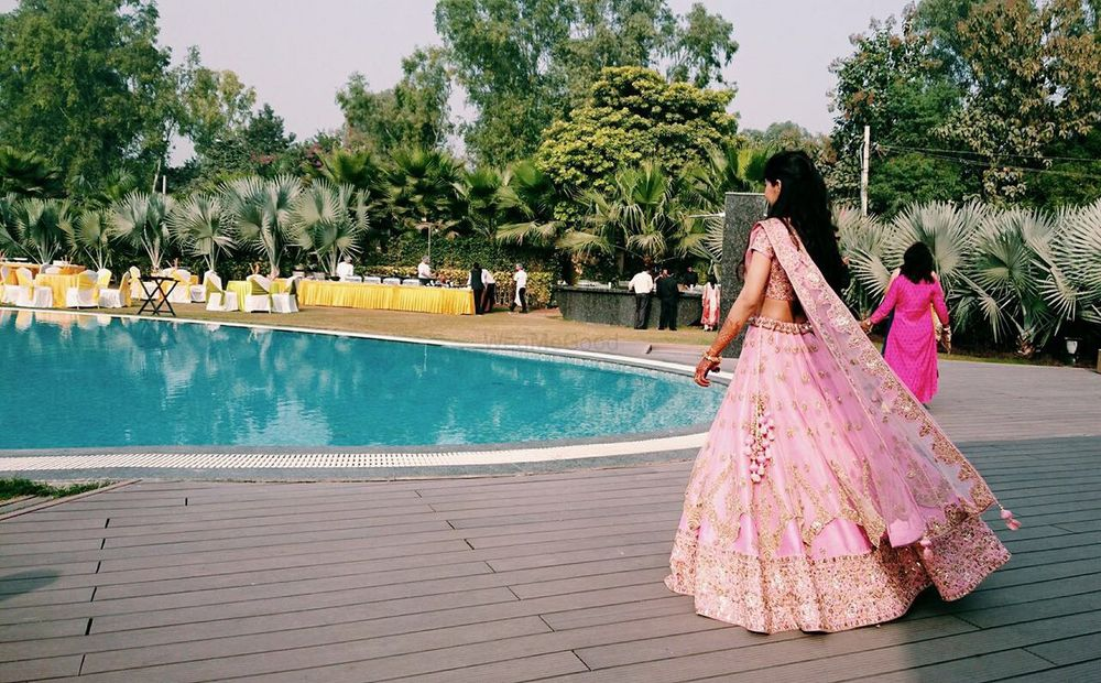 Photo From BRIDES MEHANDI LEHENGAS  - By Asiana Couture - Chandni Chowk