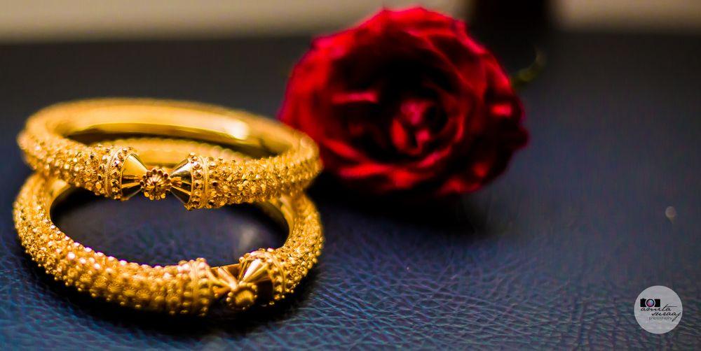 Photo of gold kadas