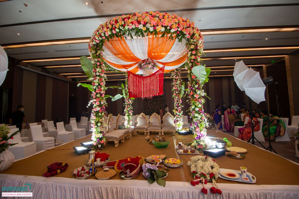 Photo From Jayanthi and Krishna - By Avenues Weddings and Events