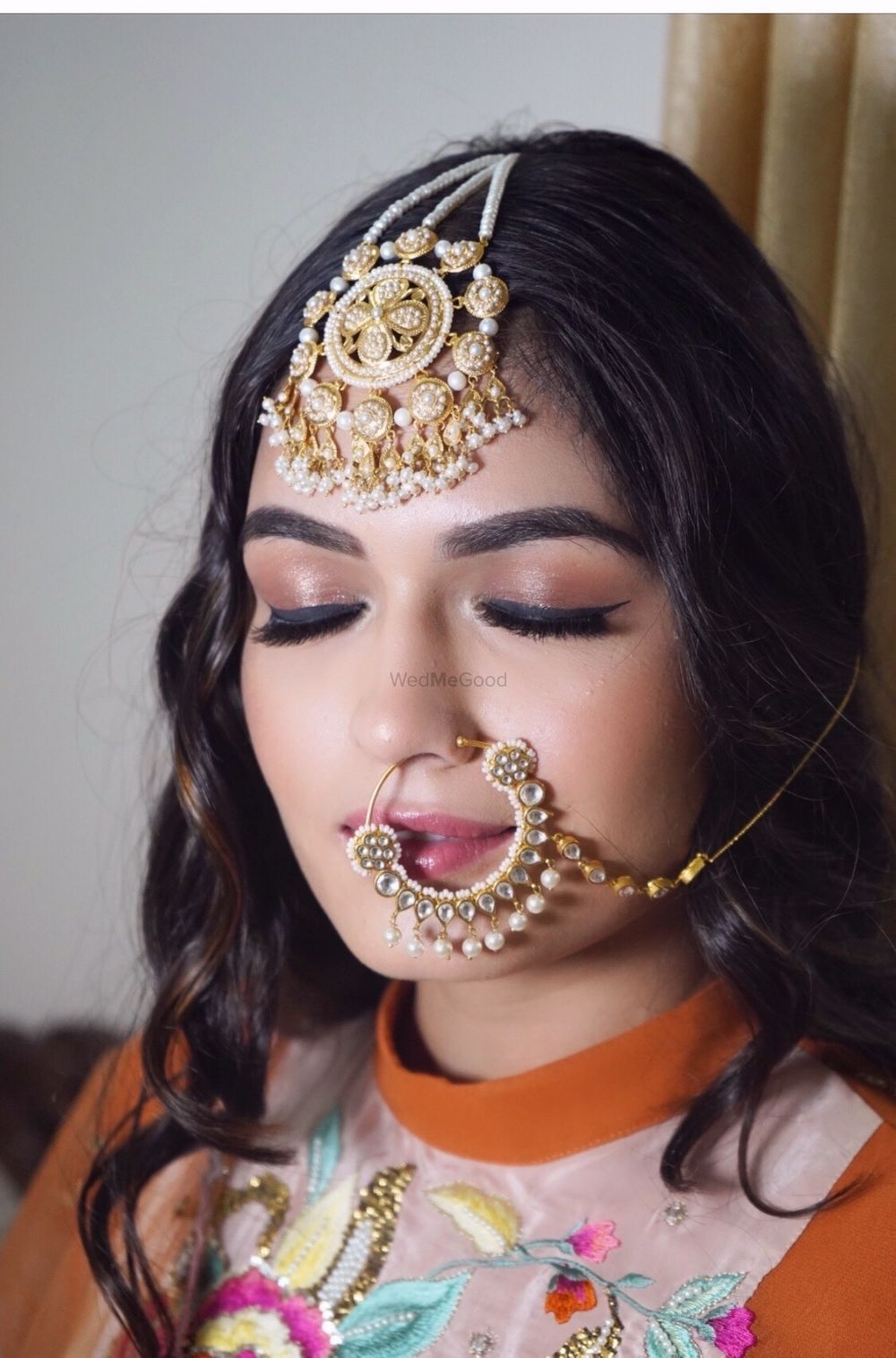 Photo From engagement glam  - By Sampreet Chahal Makeup