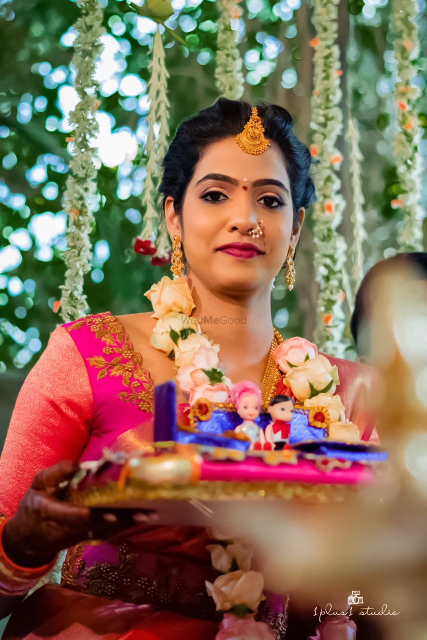 Photo From Keerthana - By Makeup by Sweta