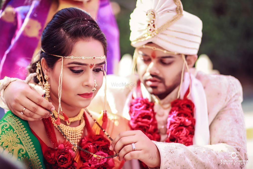 Photo From Wedding: Aniket & Shivangi - By Kshitiz Sharma Photography