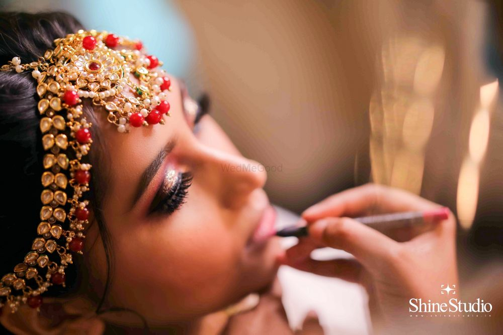 Photo From Payal's Wedding - By Makeup by Saakshi Takiar