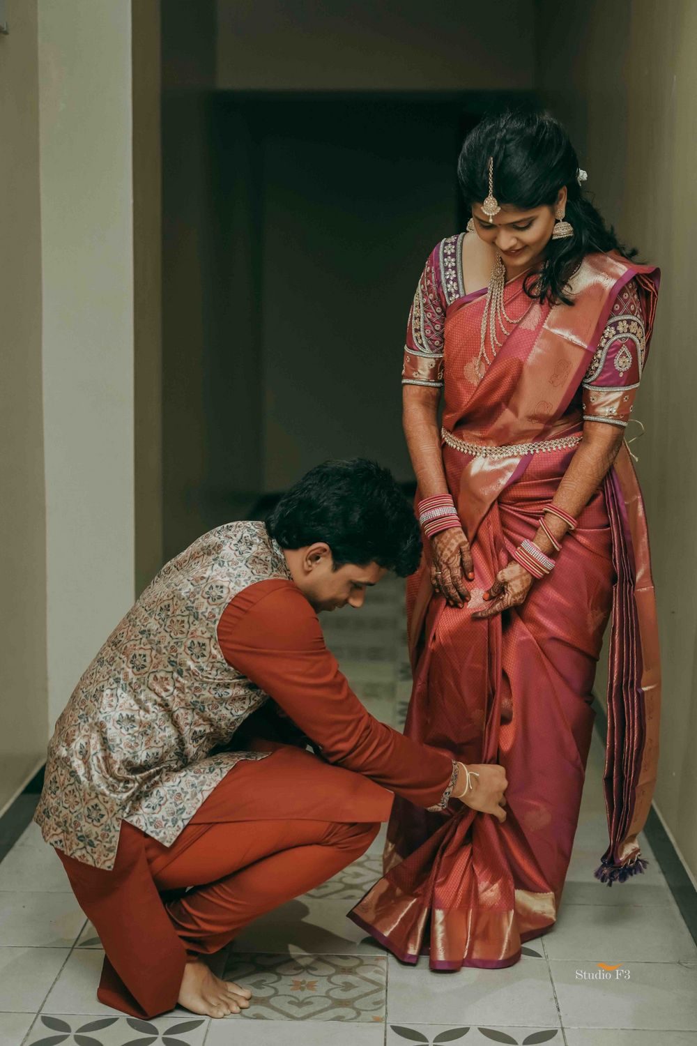 Photo From Abhinaya & Ashwin - By Studio F3