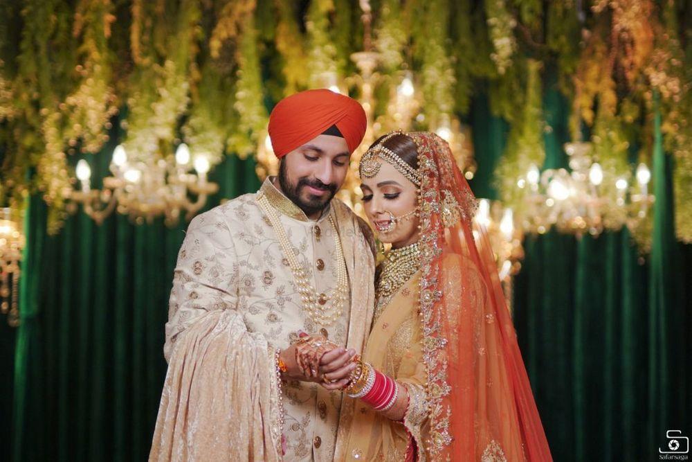 Photo From Mandeep and Harpreet  - Best Wedding Shoot in Delhi - Safarsaga Films - By Safarsaga Films
