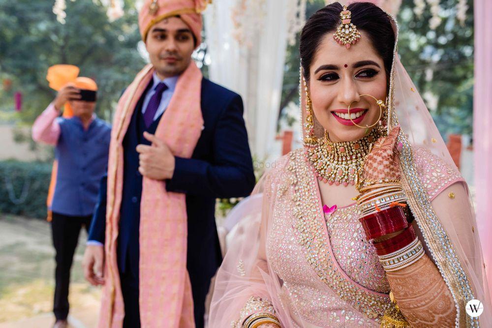 Photo From Ruchika weds Siddharth - By Sheetal Dang Gupta Makeup Artistry