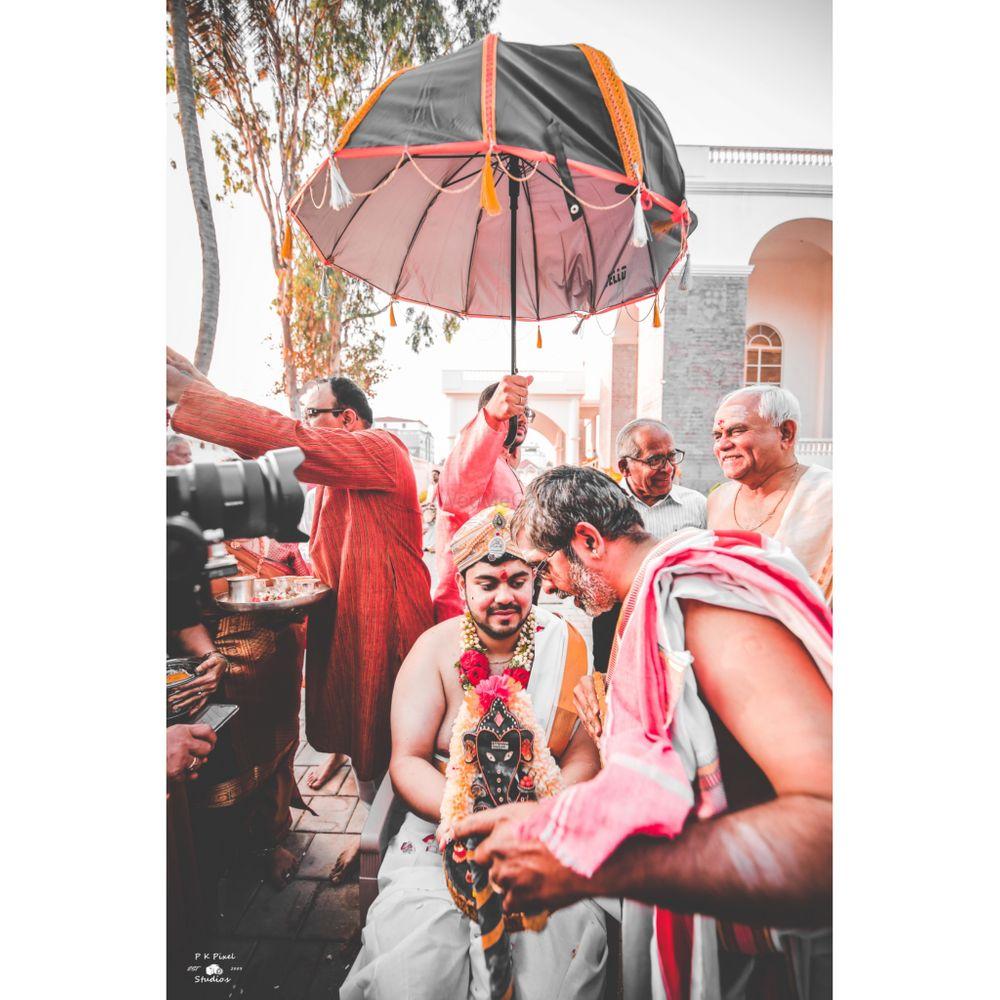 Photo From Arpitha & Raghunandan - By P K Pixel Studios