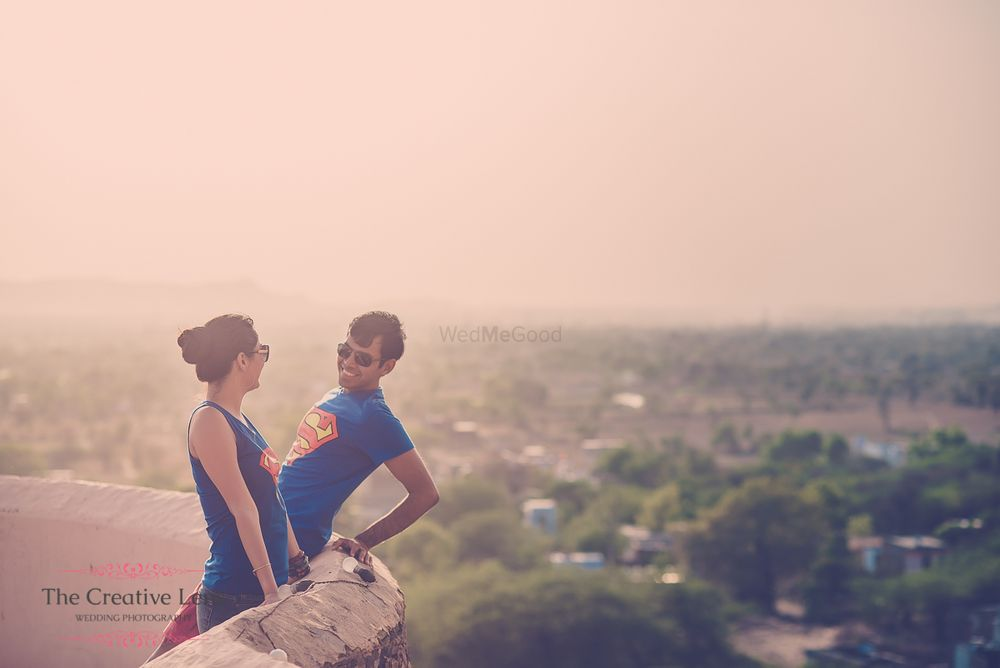 Photo From A Simple and Sweet Pre Wedding Shoot - By The Creative Lens