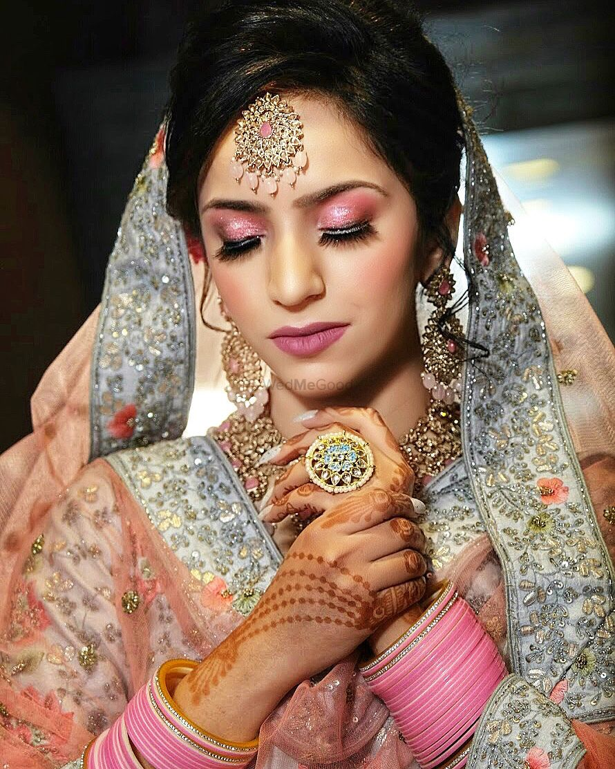 Photo From Bridal designer label  - By Priyankaa Chawla Makeovers