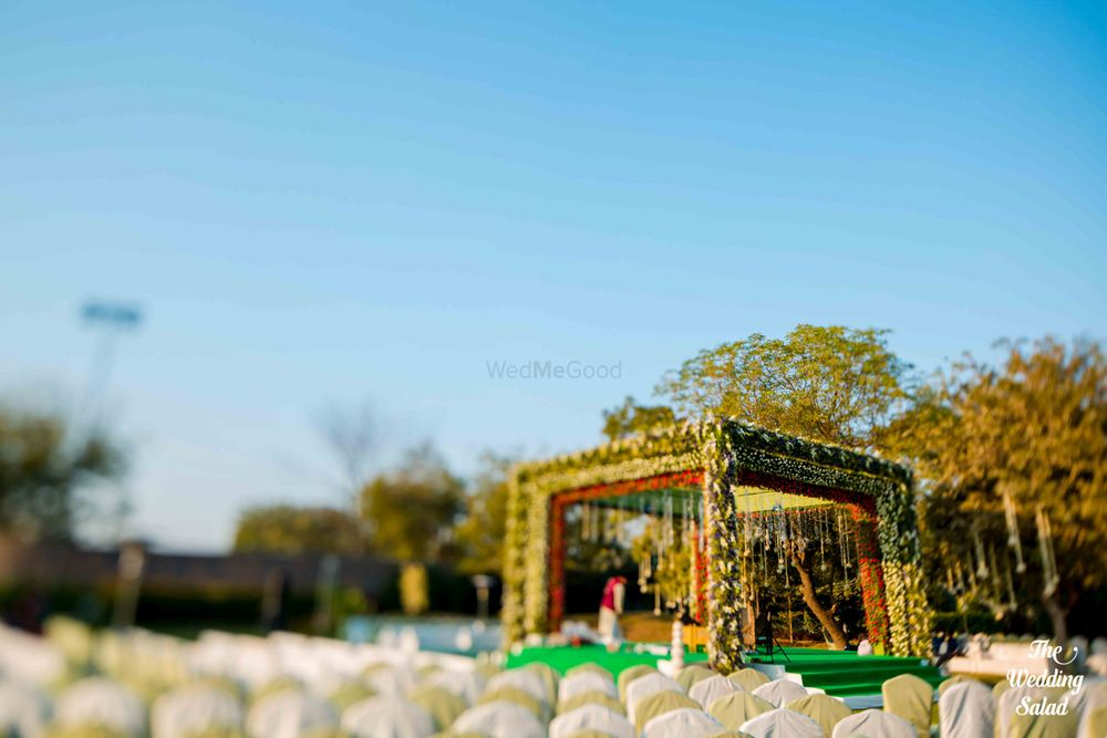Photo From Payal and Saumil - By The Wedding Salad