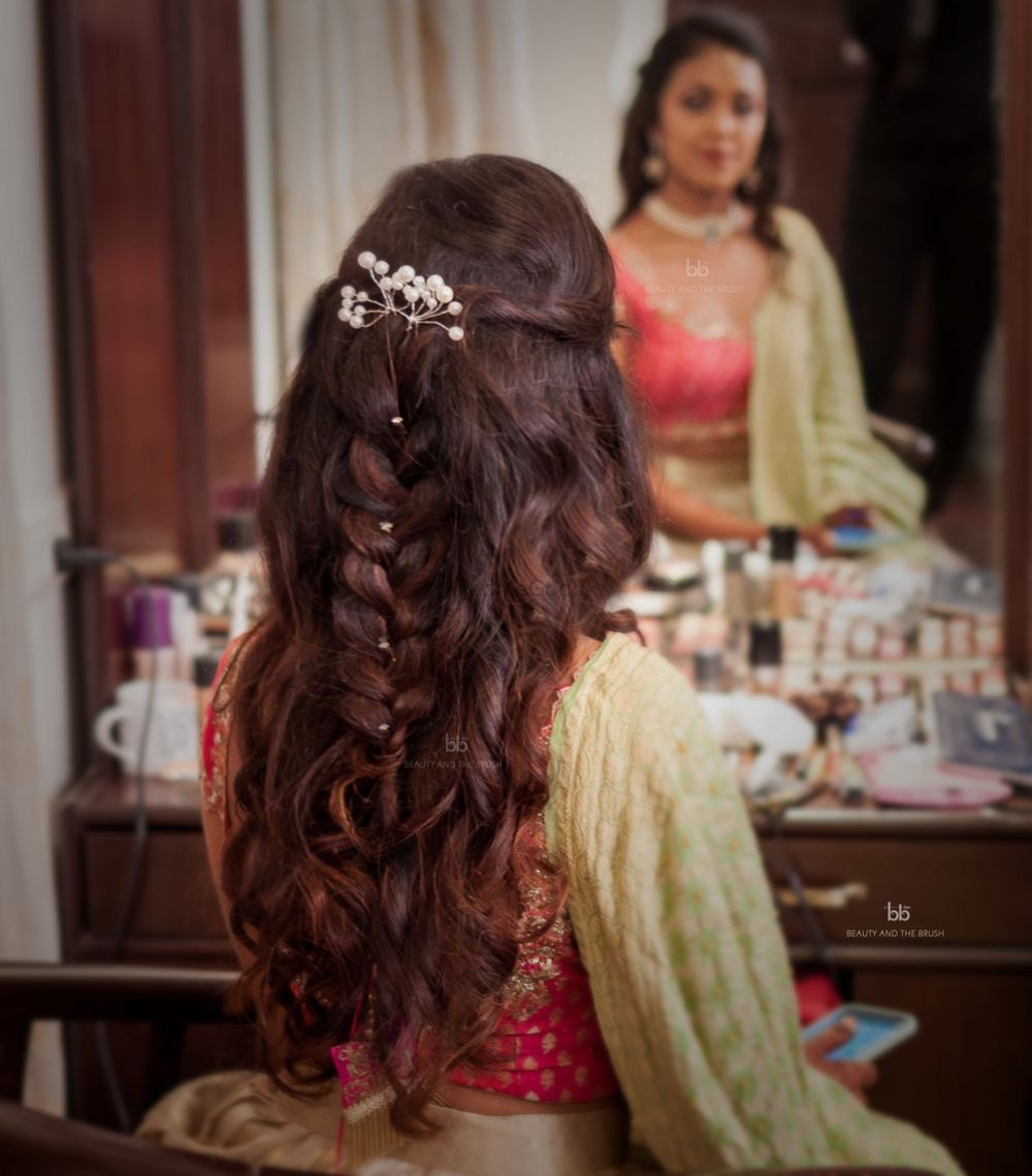 Photo From Hairstyles - By Beauty and the Brush- Makeup by Sutapa