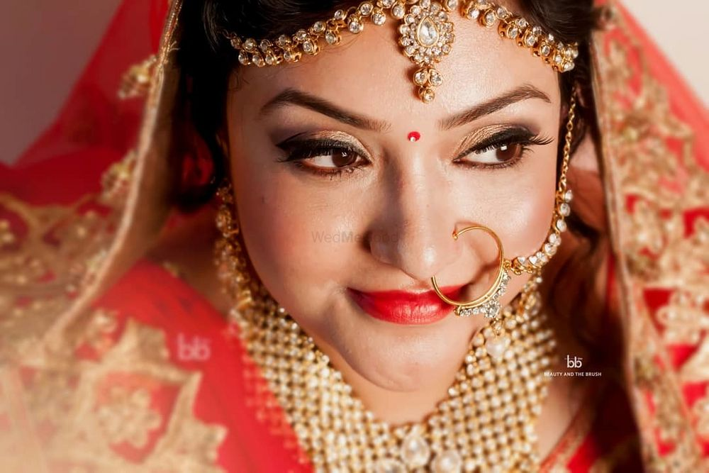 Photo From Brides - By Beauty and the Brush- Makeup by Sutapa