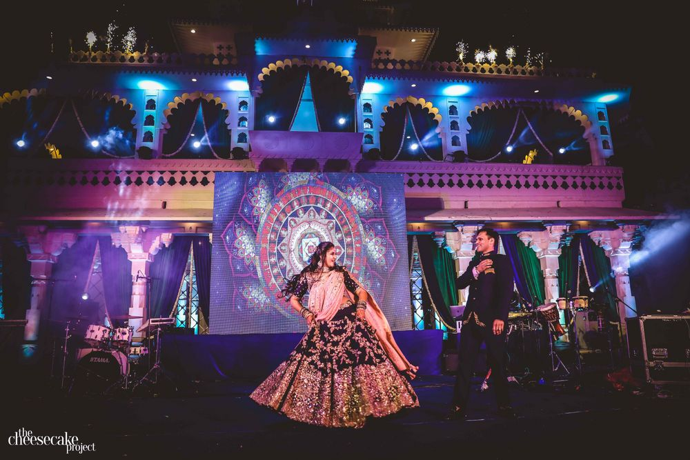Photo From Gargi & Kushal - By The Cheesecake Project