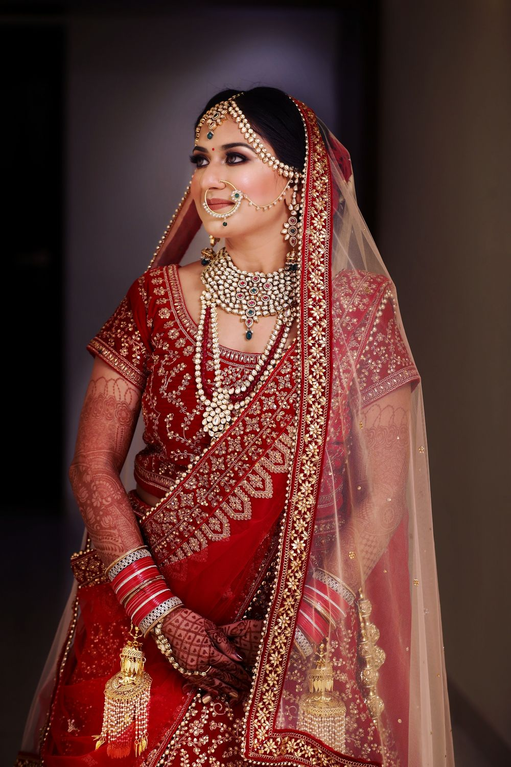 Photo From Bride Pooja - By NOOR by Aastha