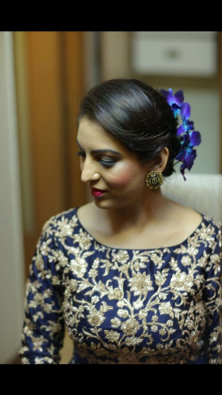 Photo From shweta engagement pics - By Divya Jaitly Makeup Artist