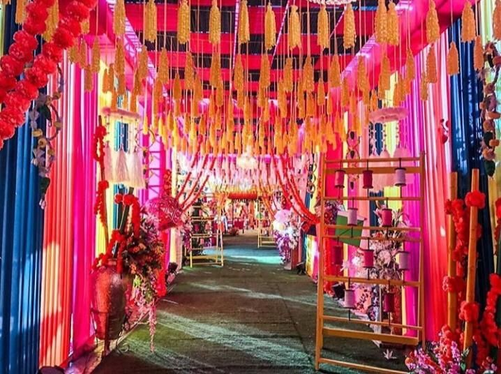 Photo From Entrance Decor  - By White Lion Events