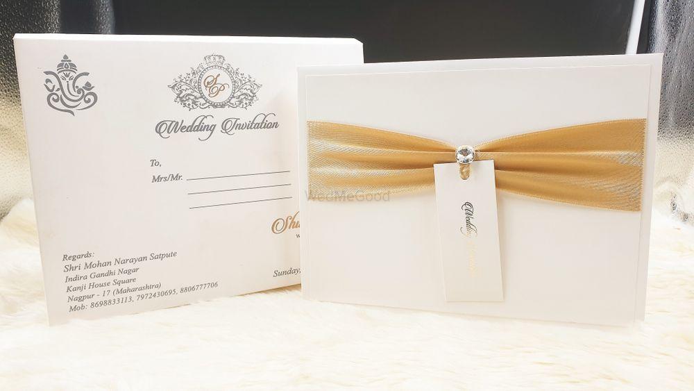 Photo From premium elegant invites @150 & above - By Indera Printers