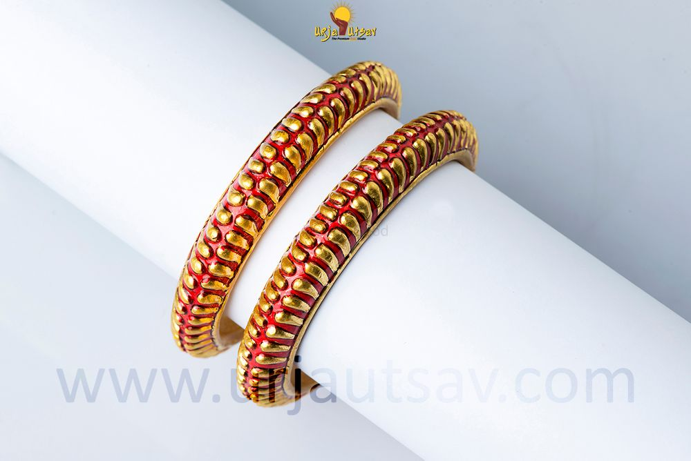 Photo From Wooden Bangles - By Urja Utsav