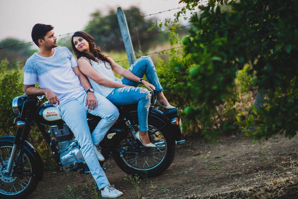 Photo From Apurva & Gaurav Pre-wedding - By Love.shoot.repeat