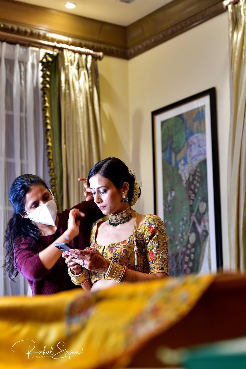 Photo From Pooja (Royal Bride)- Brides by Neha Chaudhary - By Neha Chaudhary MUA