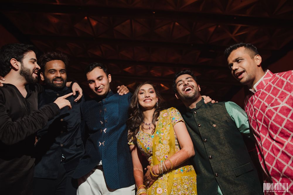 Photo From Siddhi & Jigar - By The Bombay Brigade