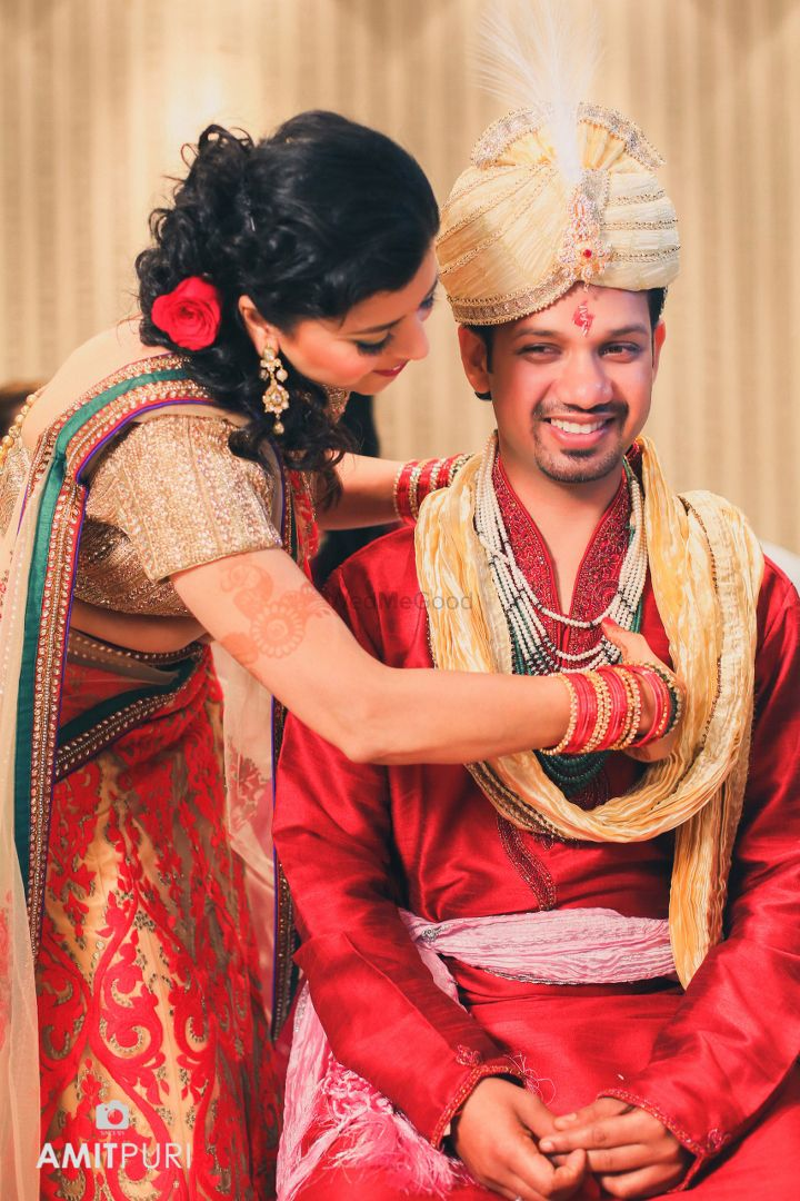 Photo From Neha and Gautam (All Rituals and Wedding) - By Amit Puri Photography