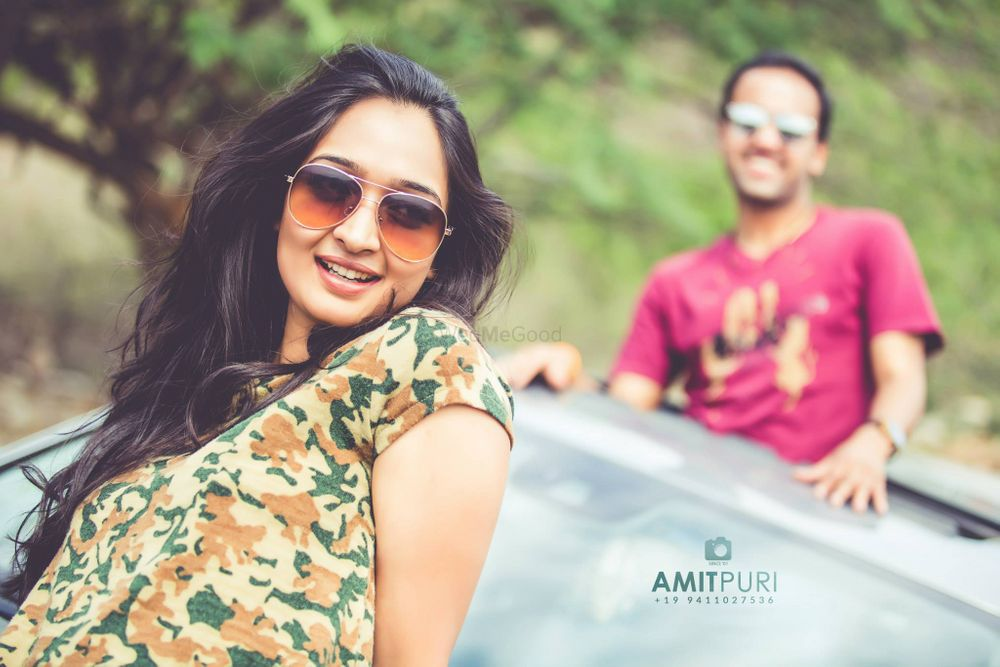 Photo From Gaurav and Ayushi (Pre-Wedding) - By Amit Puri Photography