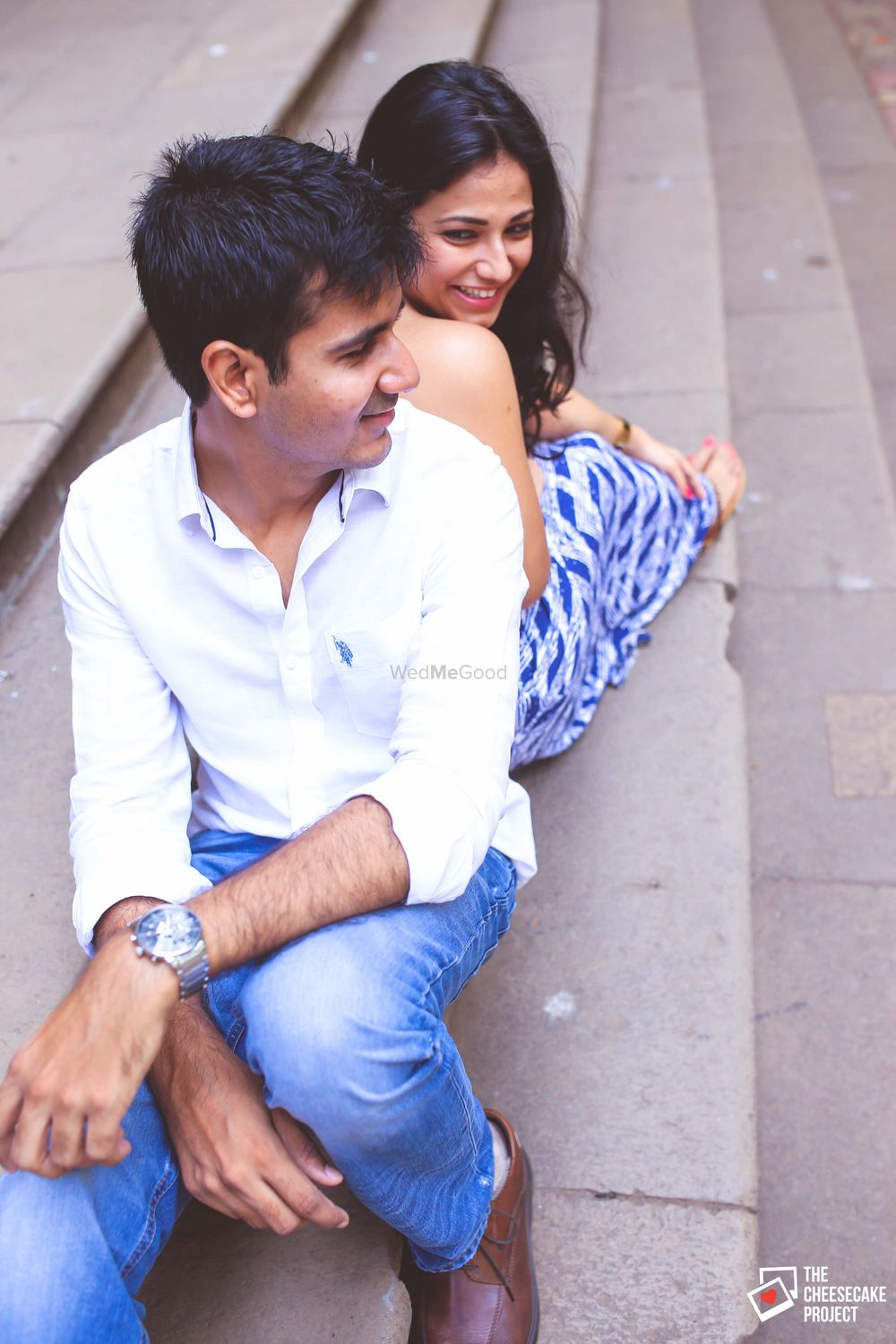Photo From Sanchita + Nikhil ~ A Pre-Wedding Gift! - By The Cheesecake Project