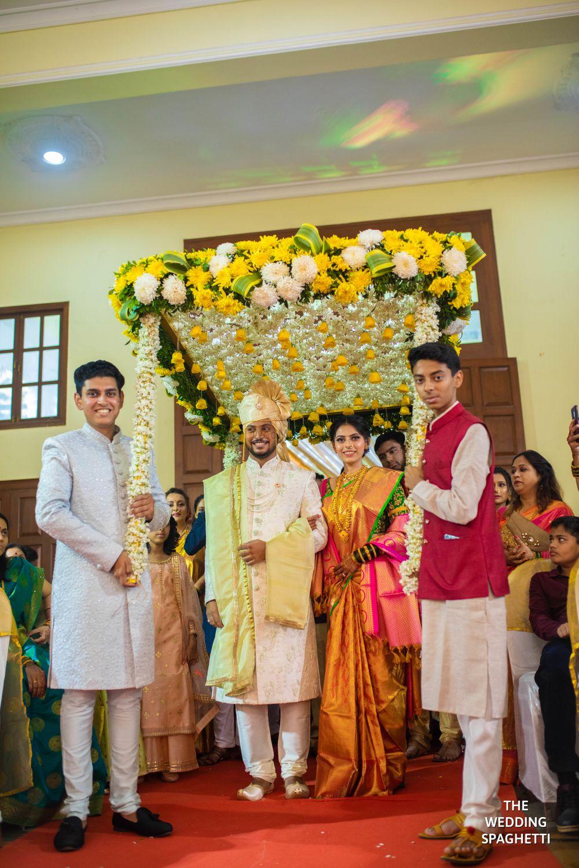 Photo From Aishwarya & Prasanna I Maharashtrian Wedding I Pune - By The Wedding Spaghetti