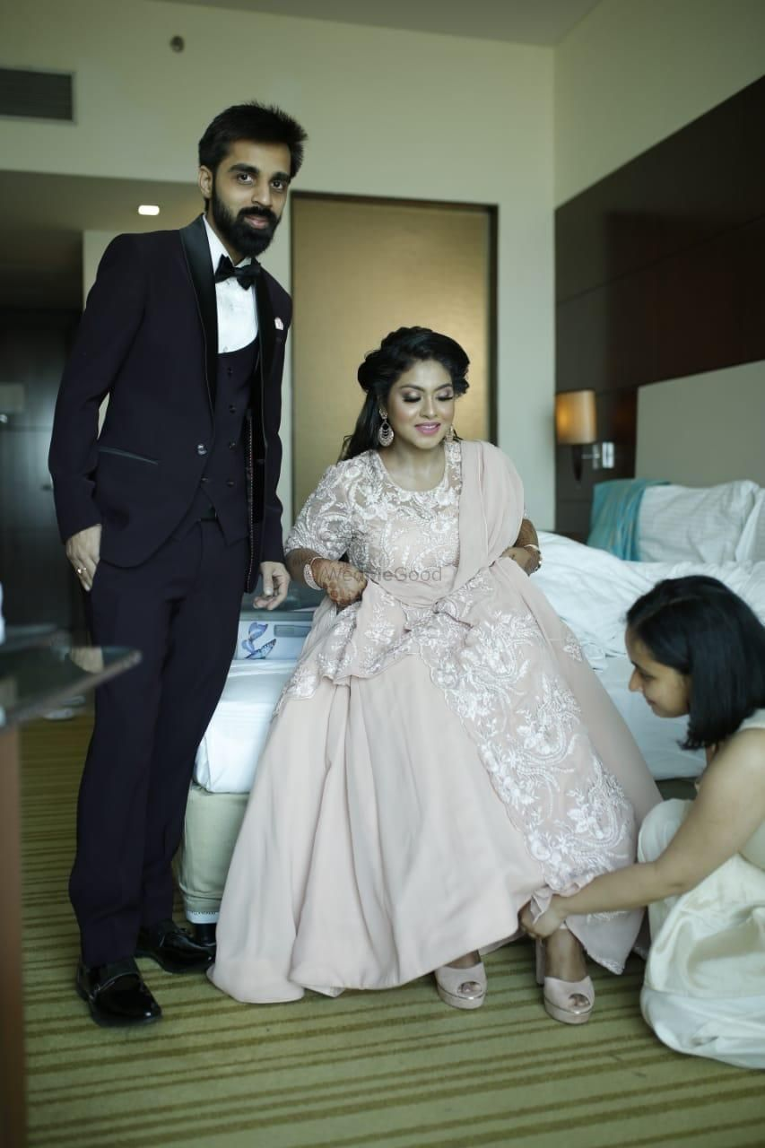 Photo From Anshila: The Lockdown Bride - By Aakriti Gandhi Makeup Artist