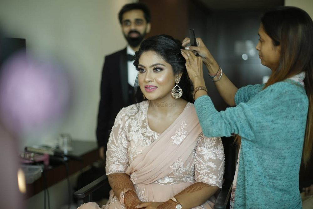 Photo From Anshila: The Lockdown Bride - By Aakriti Gandhi Makeup Artist