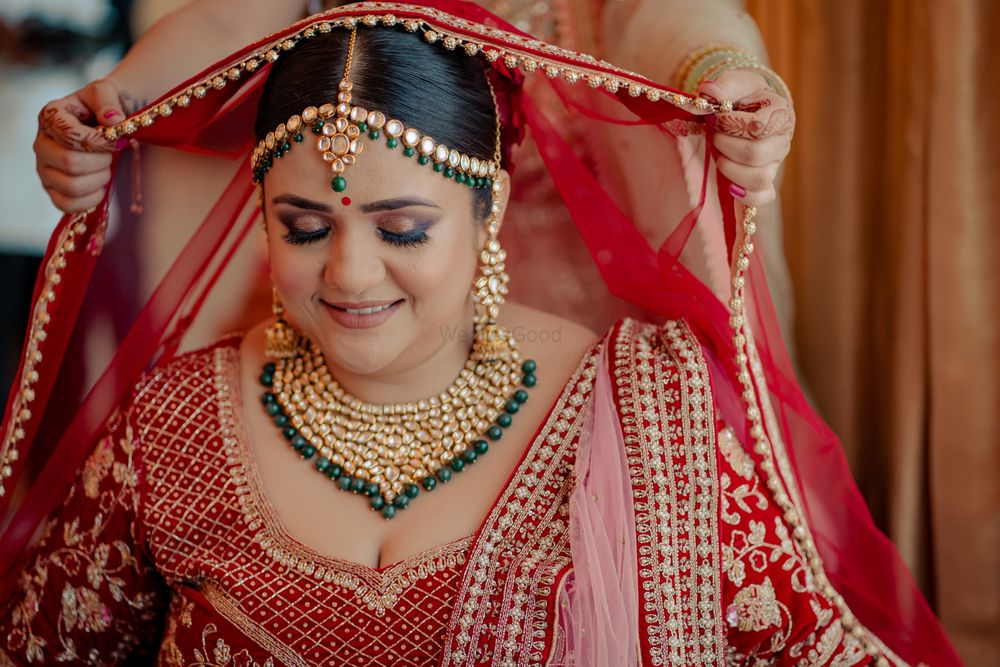 Photo From Bride Shubhangi - By Aakriti Gandhi Makeup Artist