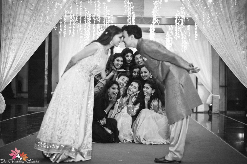 Photo From Zeal & Siddharth - By The Wedding Shades
