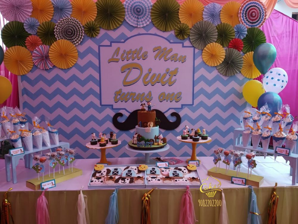 Photo From Cake Tables - By Caked India