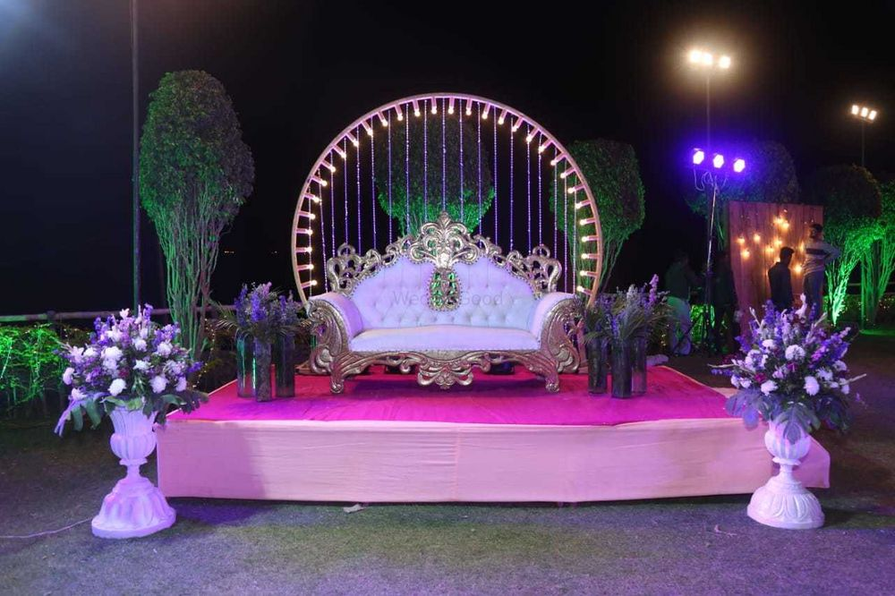 Photo From Ashish & Pooja - By Bhairav Garh Palace Udaipur
