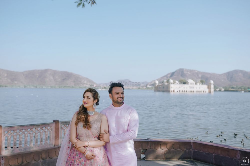 Photo From Akshay and Priyanka - Jaipur Prewedding Shoot - Safarsaga Films - By Safarsaga Films
